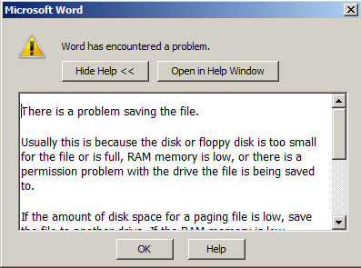 word 2010 template file location - word experienced an error trying to open the file how to